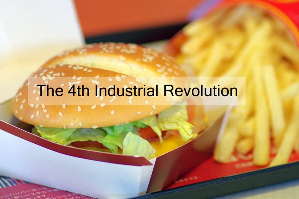How McDonald's Is Getting Ready For The 4th Industrial Revolution Using AI, Big Data And Robotics
