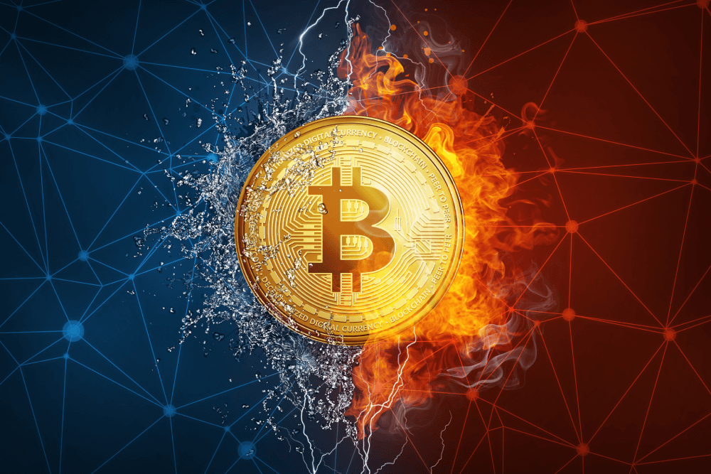 What Is The Difference Between Blockchain And Bitcoin