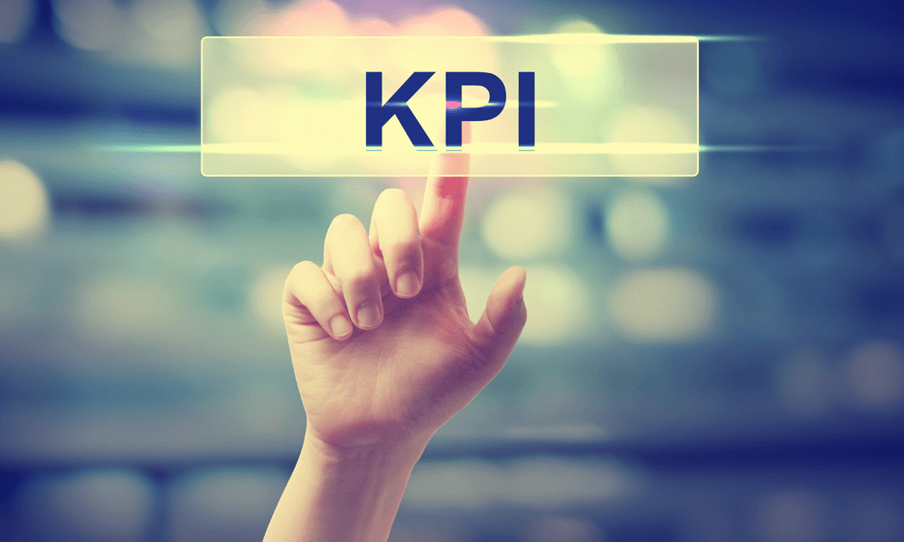 KPIs: A Quick Overview